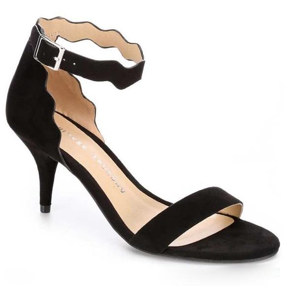 Kitten Heel With Ankle Strap | Poshmark